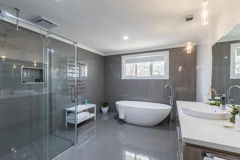 Bathroom - Rex's Yarra Valley House