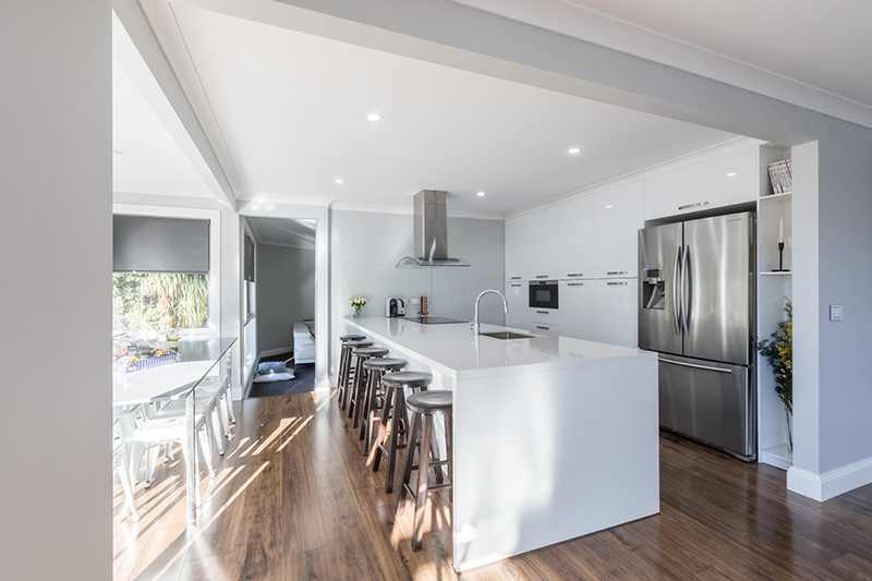Kitchen - Rex's Yarra Valley House